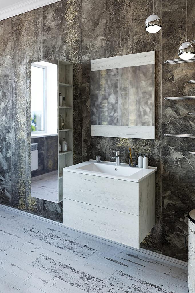 SANFLOR мебель в ванную комнату
