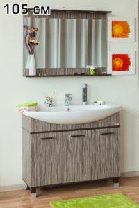 Sanflor мебель для ванных комнат