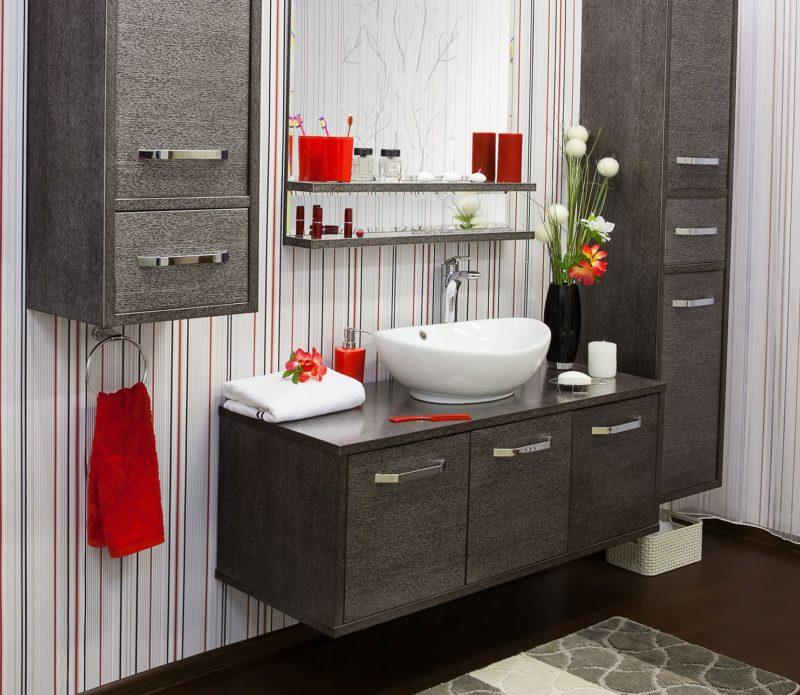 мебель Sanflor для ванной комнаты